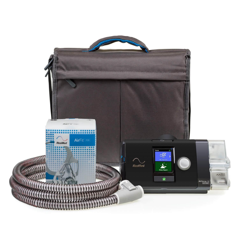 CPAP AirSense 10 Elite – Resmed – VioDreams
